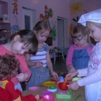 Сюжетно-ролевая игра, как условие успешной социализации ребенка-дошкольника