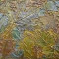 Мастер-класс: нетрадиционная техника работы с природным материалом «Золотые листья»
