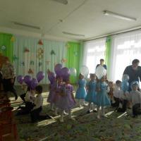 Фотоотчет о празднике «Весенняя капель»