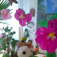 Мастер-класс по изготовлению летней кормушки «Пчелка»