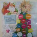 Стенгазета «Письмо к Деду Морозу»