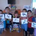 Конспект непосредственно-образовательной деятельности с детьми старшей-подготовительной группы «Птицы осенью»