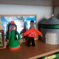 Мастер-класс «Хакасские национальные символы: юрта, костюм, менгир своими руками детям»