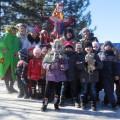 Сценарий фольклорного праздника «Масленица»