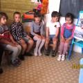 Международная акция «Читаем детям о войне» (старшая группа)