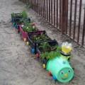 Конкурс на лучшее оформление участка для прогулок среди групп детского сада