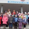 Экскурсия в краеведческий музей (фотоотчет)