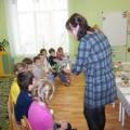 Конспект непосредственно-образовательной деятельности по рисованию «Комнатное растениефиалка»