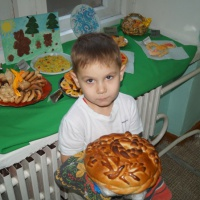 Фотоотчет о тематической неделе «Хлеб— всему голова»