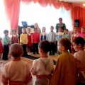 Воспитание духовно-нравственных качеств дошкольников посредством православных праздников