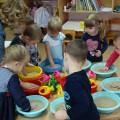 Занятие по опытно-экспериментальной деятельности для детей младшего дошкольного возраста «Песочная страна»
