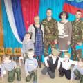 Фотоотчёт о проведении праздника, посвящённого Дню защитника Отечества