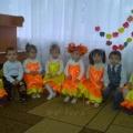 Фотоотчёт о проведении осеннего праздника для детей первой младшей группы «Осенняя сказка»