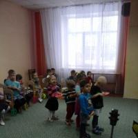 Фотоотчет о мероприятиях по ПДД в детском саду