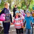 Фоторепортаж о туристическом походе «Прогулка в лес к роднику» (отмечаем Международный день туризма)