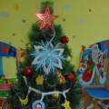 «Новогодняя игрушка моей семьи»— фотоотчет конкурса новогодних поделок.