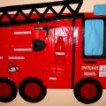 Уголок пожарной безопасности в средней группе