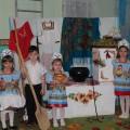 Познавательное развлечение «Русская печка-матушка наша» (средняя группа)