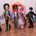 Сценарий новогоднего праздника для детей 5–7 лет «Новогодний карнавал»