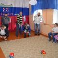 Фоторепортаж о праздновании Дня защитника Отечества в детском саду