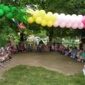 Фотоотчет о празднике «День защиты детей»