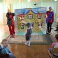Постановка сказки «Теремок» в рамках мини-фестиваля театрального искусства в детском саду (фотоотчет)