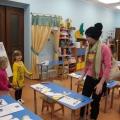 Мастер-класс для родителей и детей «Дизайн в росписи народных промыслов»