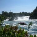 Экскурсия на Рейнский водопад