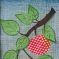 Картины из плетеных ковриков