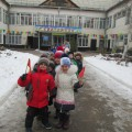 Фотоотчет «Экскурсия в библиотеку» в рамках образовательной области «Социально-коммуникативное развитие»