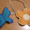 Мастер-класс «Бабочка и цветок»