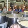 Фотоотчет об экскурсии в пекарню