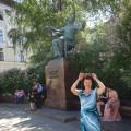 Первый день отпуска — я уже в Москве! Московская государственная консерватория им. Чайковского (фоторепортаж)