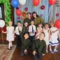 Фотоотчет о праздничном утреннике «Победный май»