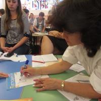 Фотоотчет с семинара «Развивающие игры Воскобовича»