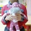 Мастер-класс по изготовлению новогодней игрушки из носков «Обезьянка»