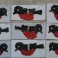 Фотоотчет кружковой работы по пластилинографии