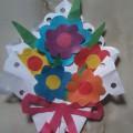 Художественное творчество детей для любимых мам и бабушек. Фотоотчет