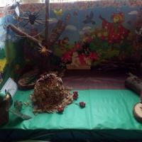 Фотоотчет о подготовке к творческому конкурсу экологических макетов «Земля— наш общий дом»