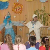 Сценарий праздника «Масленица» для детей старшего дошкольного возраста