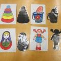 Дидактическая игра для детей младшего дошкольного возраста «Найди тень»