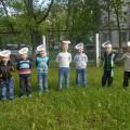 Лето в детском саду. Оформление участка