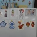 Мастер-класс для родителей «Дизайн в росписи народных промыслов»