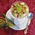 Детский мастер-класс «Фруктовый салат «Любимой маме» (фотоотчет)