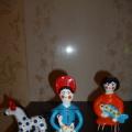 Мастер-класс «Изготовление дымковской игрушки»