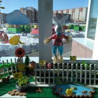 Оформление мини-огорода на подоконнике в младшей группе. Развитие экологической среды в детском саду