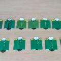 Детский мастер-класс «Подарок для папы к 23 февраля. Командирский мундир» (подготовительная группа)