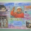 Стенгазета «Человек в космосе»
