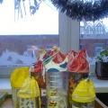 Мастер-класс изготовления коробки для хранения из пластиковых бутылок
