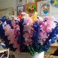 Мастер-класс «Ах, цветы, цветы, цветы»